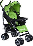 Коляска-трость Caretero Spacer green