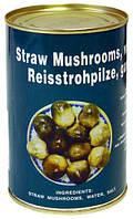 Соломенные грибы консервированные Cock Brand, 425г