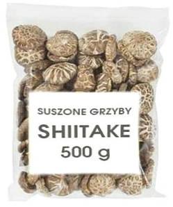 Грибы Шиитаке сушеные EAT, 500г