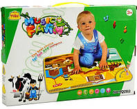 Развивающий коврик для малышей YQ 2913