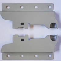 Крепление задней стенки LS BOX для 1 релинга