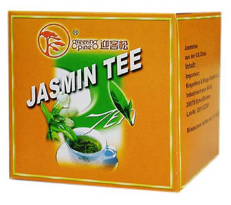 Жасминовый чай зеленый Greeting Pine, 1кг