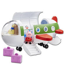 """Игровая фигурка «Peppa Pig» (06227) набор """"Самолет Пеппы"""""""