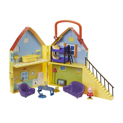 """Игровая фигурка «Peppa Pig» (20835) набор """"Дом Пеппы"""""""