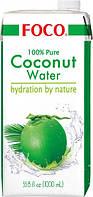Кокосовая вода Foco, 1л
