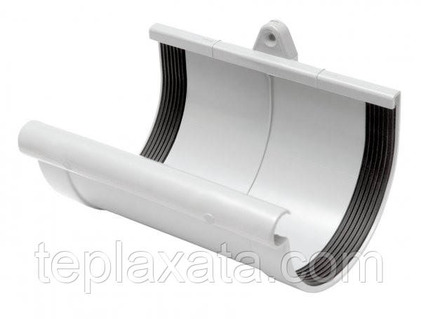 RAINWAY 130/100 мм Соединитель желоба водосточного