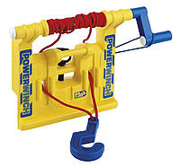 Лебедка на трактор Rolly Toys желтая