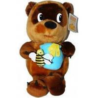 Мягкая игрушка Медведь Винни Пух (озвученная)