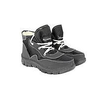 Женские осенне-зимние ботинки-кроссовки утепленные искусственным мехом р.36-41 теплые, нескользкие взрослым и