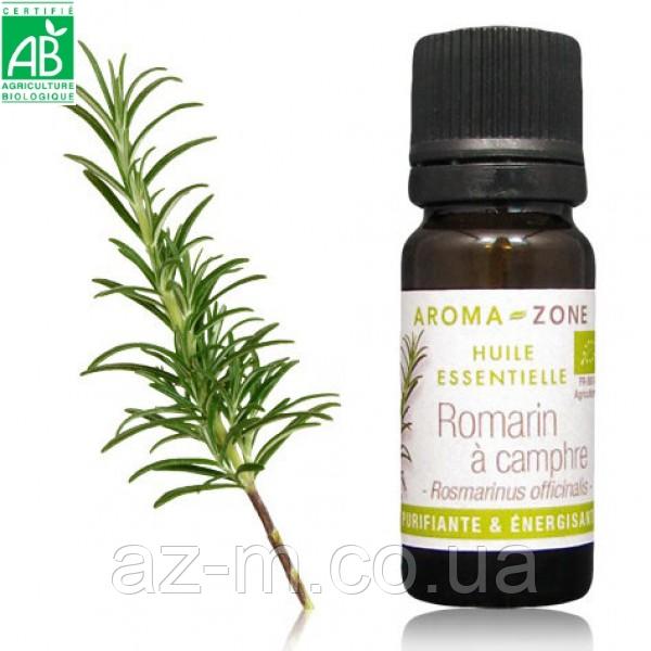 Розмарин камфорный (Rosmarinus officinalis) BIO эфирное масло