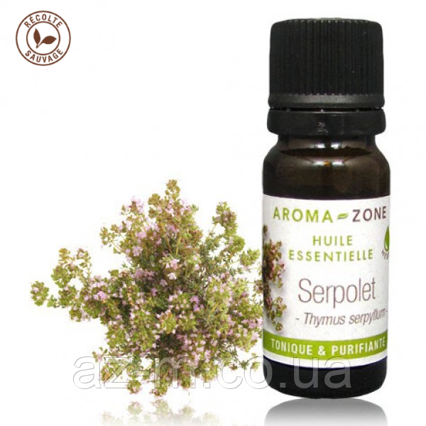 Тимьян ползучий (Чабрец) (Thymus serpyllum) эфирное масло, 10 мл
