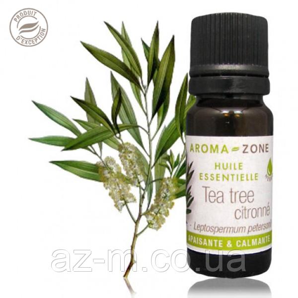Чайное дерево лимонное (Leptospermum petersonii) эфирное масло, 10 мл
