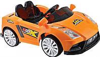 Детский электромобиль CH915 R/C, крутая машинка, мелодии, свето-звуковые эффекты, 2 мотора, аккумулятор