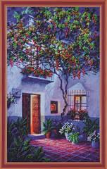 Набор для вышивания бисером Ночная Испания 1