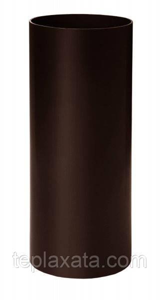 RAINWAY 90/75 мм Труба водосточная (3 метра) 75 мм