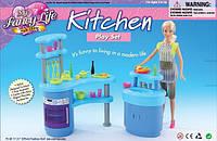 Мебель Gloria 2916 36шт3 для кухни, в кор,31216,5 см