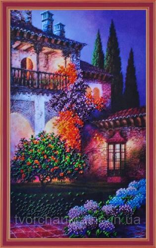 Набор для вышивания бисером Ночная Испания 3