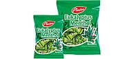 Конфеты Piasten Eukalyptus menthol 100 гр
