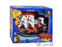 Детский корабль пиратов