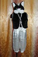 Кот ,Котик карнавальный  ,новогодний детский костюм , фото 1