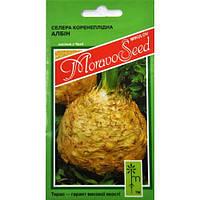 Семена Сельдерей корневой Албин 0,6 грамма Moravoseed