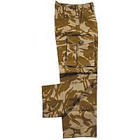 Новые огнеупорные брюки rip-stop в расцветке DDPM. Великобритания, оригинал., фото 1