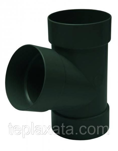 RAINWAY 130/100 мм Тройник 67 градусов 100 мм