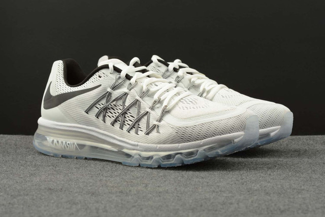 кроссовки nike air max 2015 мужские белые