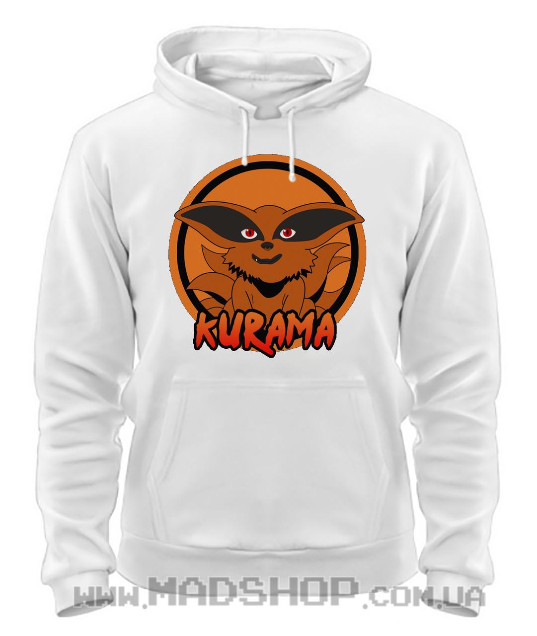 Толстовка Наруто Naruto baby kurama
