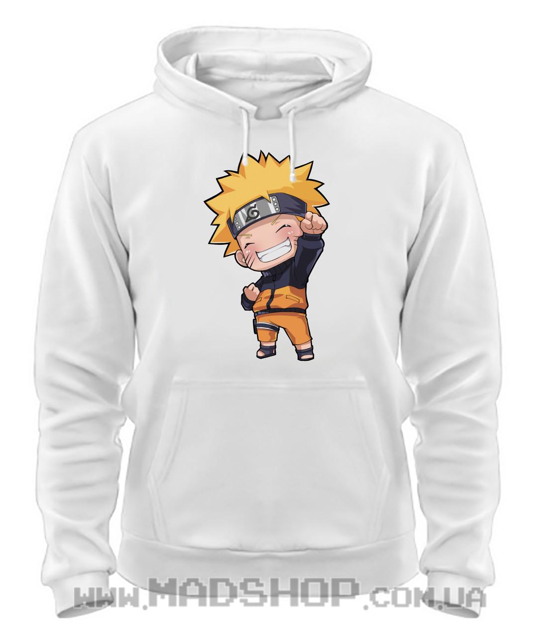 Толстовка Наруто Naruto chibi