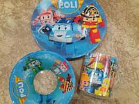 Набор посуды для детей   Робокар Поли, Poli