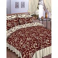 """Красивый,качественный набор постельного белья """"Королевский """""""
