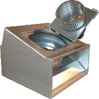 Кухонные центробежные вентиляторы ВРП-К - 250*0,75-4D