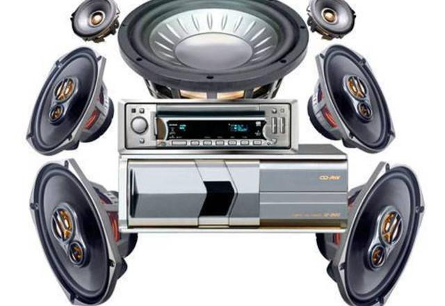 Автозвук: автомагнитолы, акустические системы