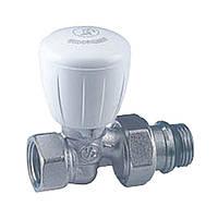 """Ручной прямой клапан (кран радиаторный) Giacomini R6X033 1/2"""""""