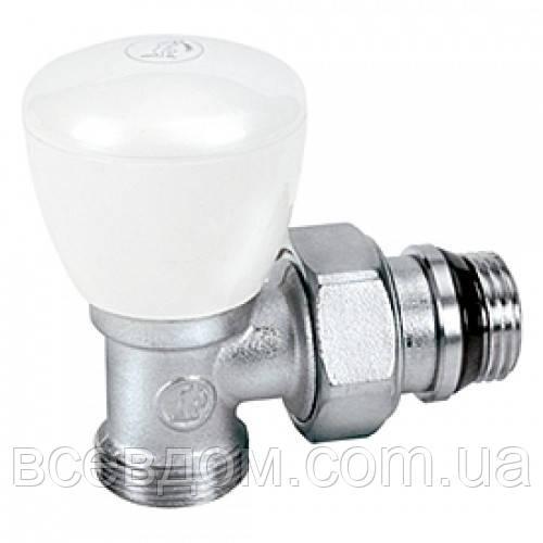 """Ручной угловой клапан Giacomini R25X033 1/2""""x16"""