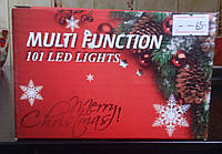 Светодиодная гирлянда LED 100 COLOUR