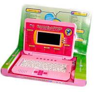 Детский ноутбук 7076 рус/англ, USB-порт+наушники