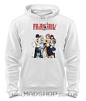 Толстовка Хвост Феи Fairy Tail Together