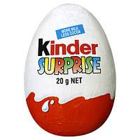 Kinder Surprise яйцо, 20 г