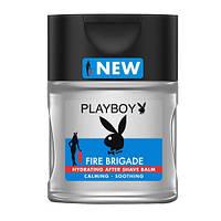 Playboy Fire Brigade бальзам после бритья, 100 мл