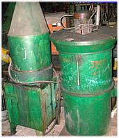 Пылеулавливающий вентиляционный агрегат ЗИЛ-900М, ПА2-12