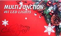 Светлодиодная гирлянда LED 401 COLOUR