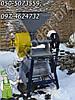 Каменная жерновая мельница бу из Германии повышенной производительности для измельчения, двигатель - 7.5 кВт
