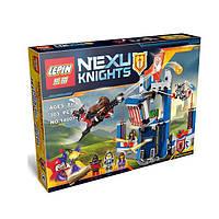 """Конструктор Lepin 14007 """"Библиотека Мерлока"""", 303 детали, развивающие игрушки, детские конструкторы лего"""