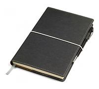 Бизнес-блокнот с ручкой Business универсальный в линейку