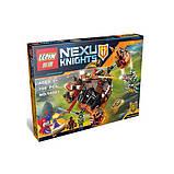 """Конструктор Lepin 14003 Nexu Knights (аналог LEGO 70313) """"Лавинный разрушитель Молтора"""", развивающие игрушки, фото 4"""