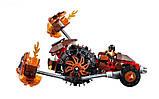"""Конструктор Lepin 14003 Nexu Knights (аналог LEGO 70313) """"Лавинный разрушитель Молтора"""", развивающие игрушки, фото 2"""