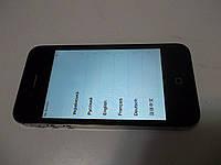Мобильный телефон Iphone 4 cdma №1675