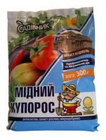 Фунгицид Медный купорос 300 граммов Агрохимпак